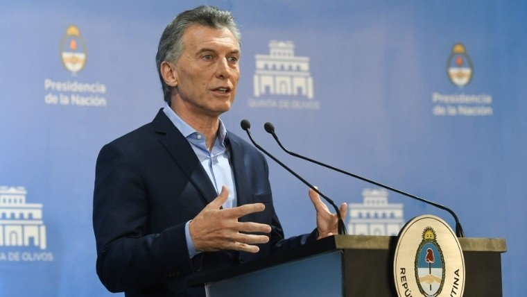 La autocrítica de Macri es haberse puesto