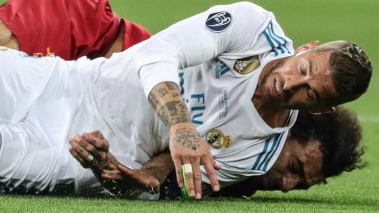 Egipcios califican a Ramos como 'carnicero' y él manda mensaje a Salah