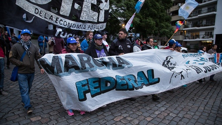 Estos son los cortes por la Marcha Federal