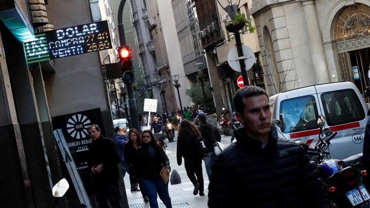 El Gobierno celebró la reclasificación con un video — Argentina mercado emergente
