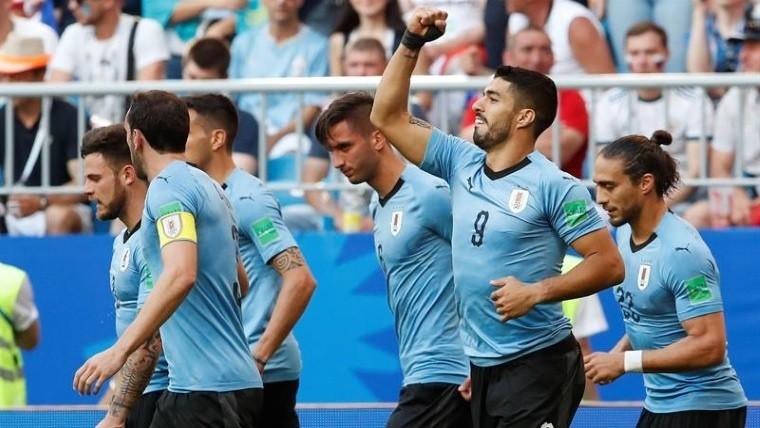 Apareció Luis Suárez y Uruguay lo agradece.