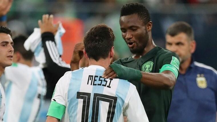 Obi Mikel, el futbolista que jugó mientras su padre estaba secuestrado