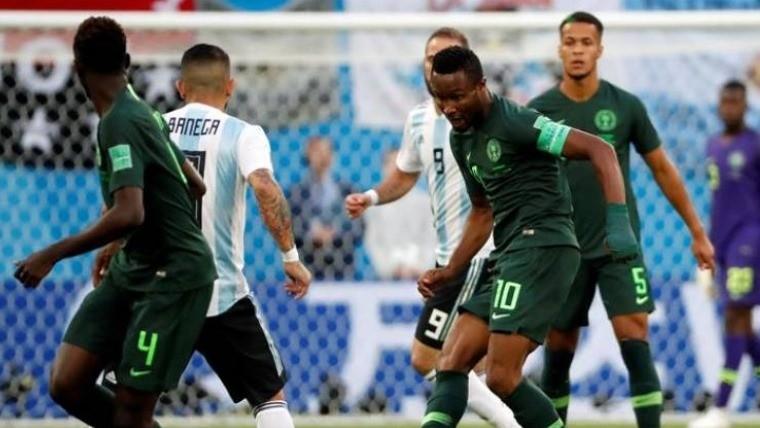 ¡Qué drama! Obi Mikel jugó el Mundial mientras secuestraban a su padre