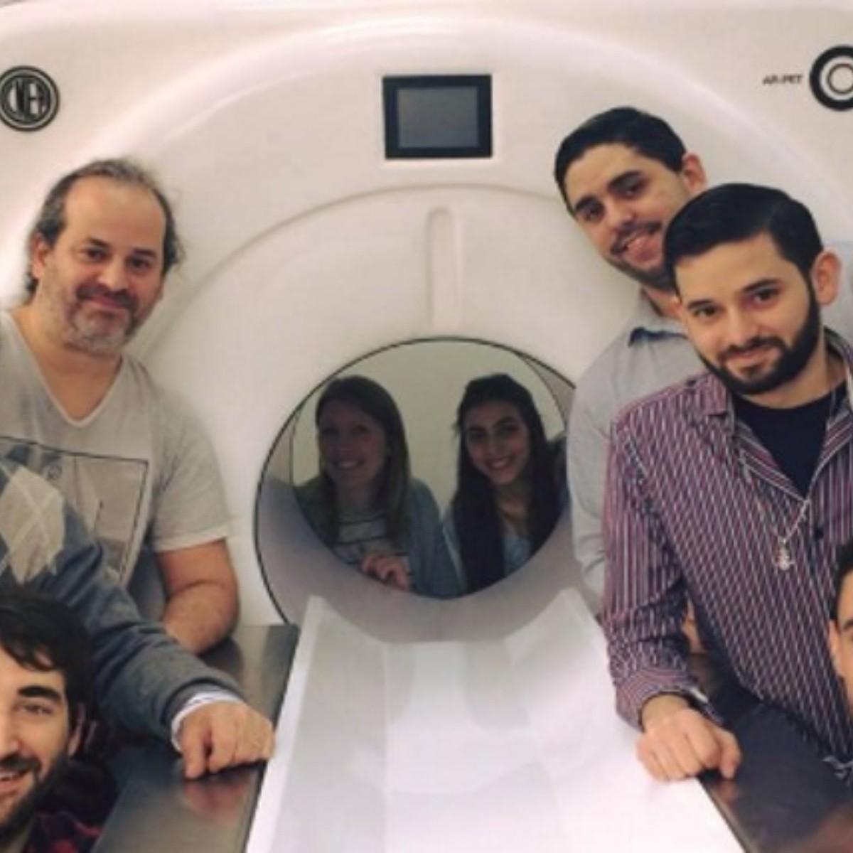 Resultado de imagen para Así es el primer tomógrafo fabricado en Argentina que ya funciona en el Hospital de Clínicas