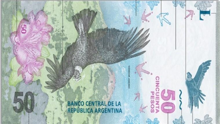 Presentarán el nuevo billete de $50 en Divisadero Largo