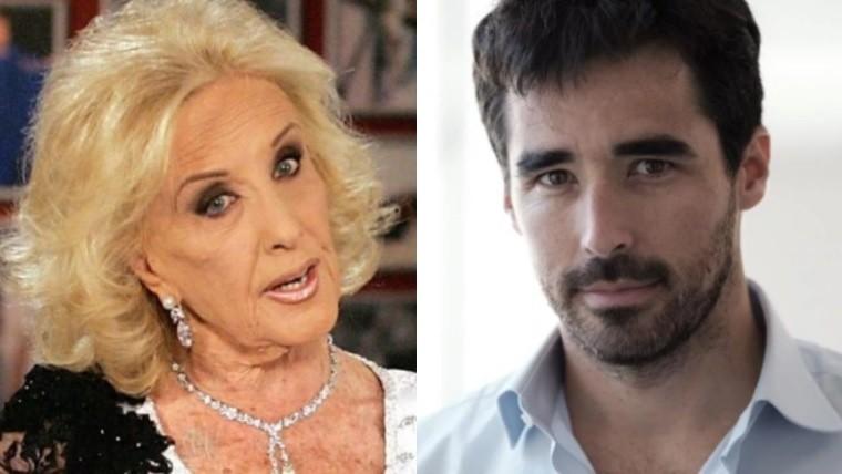 Nacho Viale habló sobre el futuro de Mirtha Legrand en El Trece