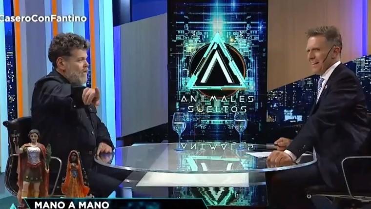 Alfredo Casero y las polémicas frases anti K