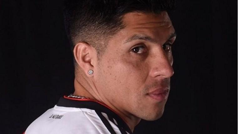 River y Racing protagonizan un nuevo bochorno en la Libertadores