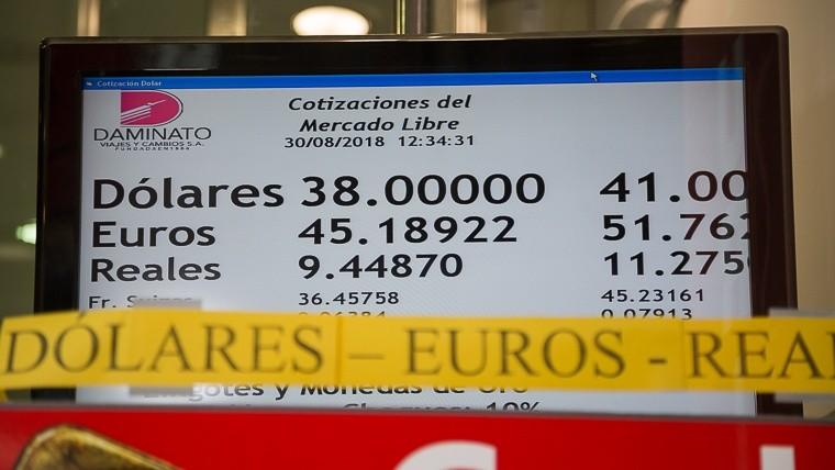 Dólar a 41 en Daminato Casa de Cambio este jueves a las 12.20.