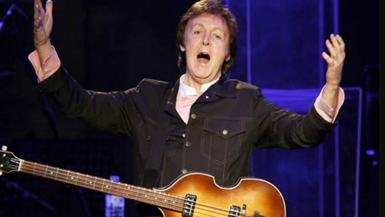 Paul McCartney dice que vio a Dios durante un viaje psicodélico