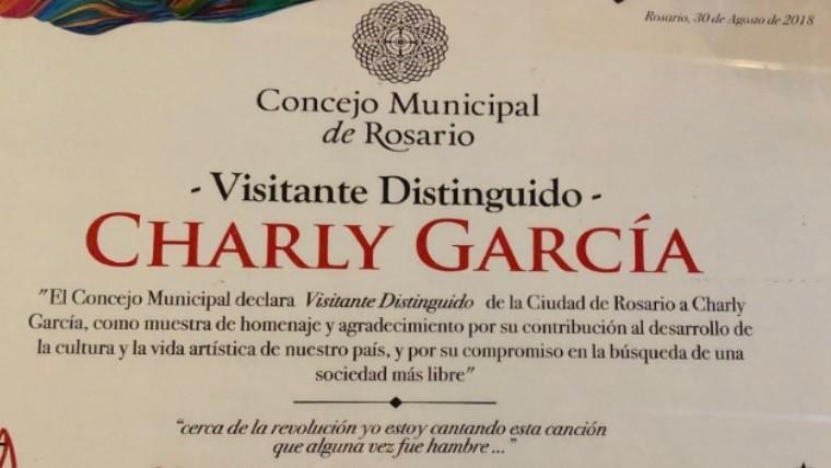 Malestar y preocupación por Charly García
