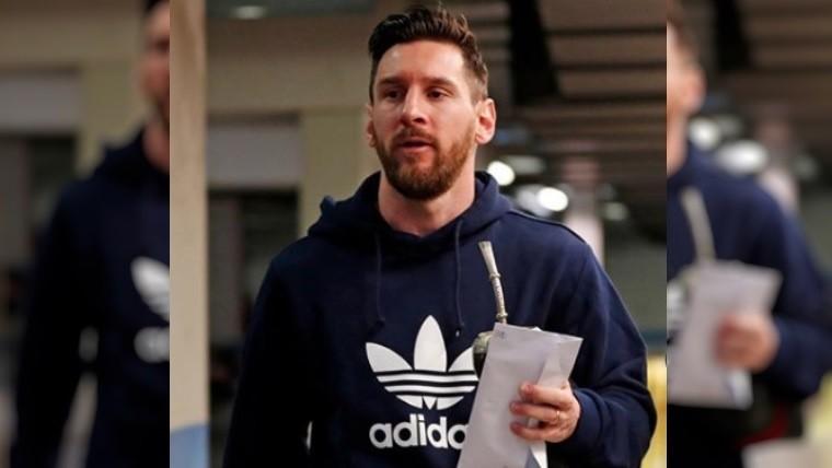 La foto de Messi que ilusiona a los argentinos
