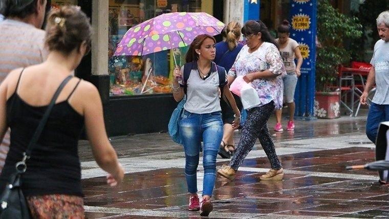 ¡Atención! Pronostican lluvias, tormentas y granizo en la Ciudad
