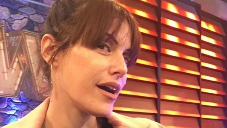 Connie Ansaldi sufrió un sorpresivo percance en Cortá por Lozano