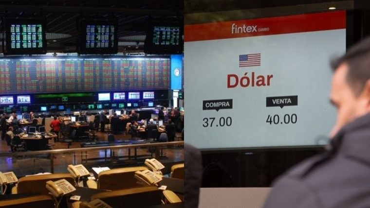 Efecto Caputo: el dólar cerró a $38,70 después de rozar los $40