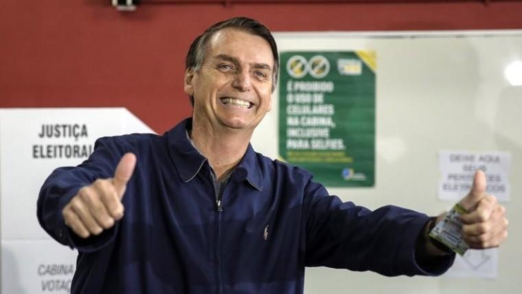 Jair Bolsonaro y Fernando Haddad disputarán segunda vuelta en Brasil