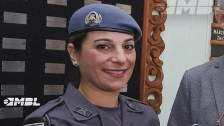 Katia Sastre, policía que disparó a ladrón fue elegida diputada — Brasil