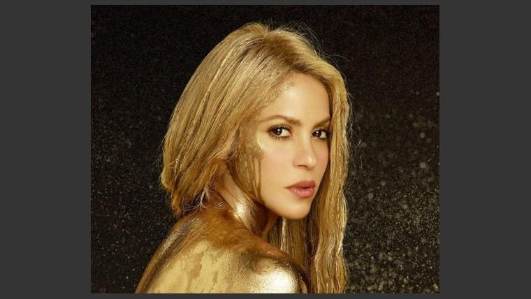 Shakira inició su gira por Latinoamérica en México ante 50.000 personas