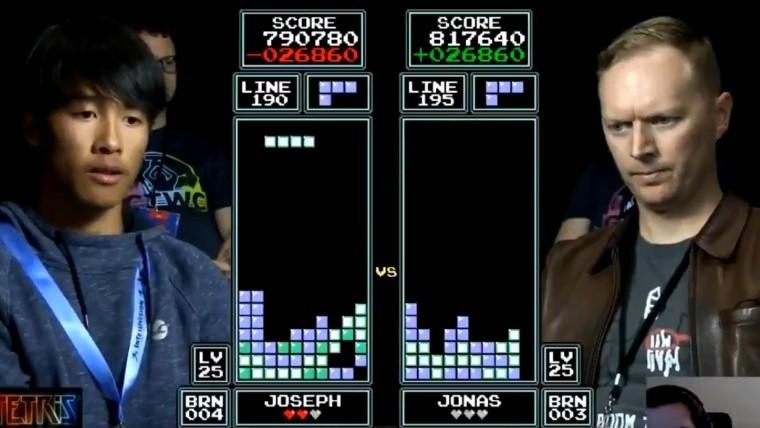 Un joven de 16 años es el nuevo campeón mundial de Tetris