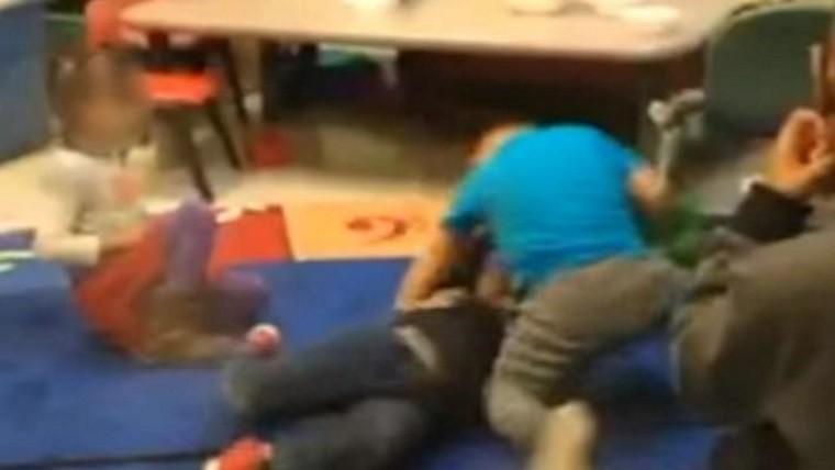 Maestras organizaban peleas con sus alumnos de jardín de infantes
