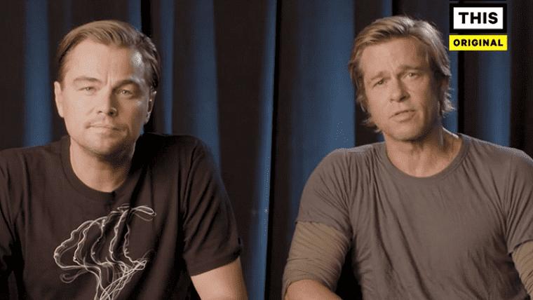 DiCaprio y Brad Pitt se unen contra la abstención en elecciones legislativas