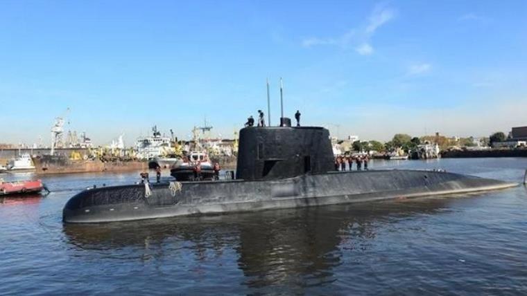 Así informaron medios del mundo el hallazgo del submarino ARA San Juan