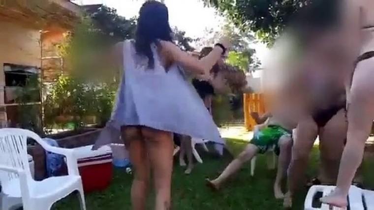 Hicieron una fiesta sexual y se viralizaron los videos — Escándalo