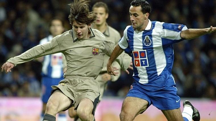 Lionel Messi, a 15 años de su debut con el FC Barcelona