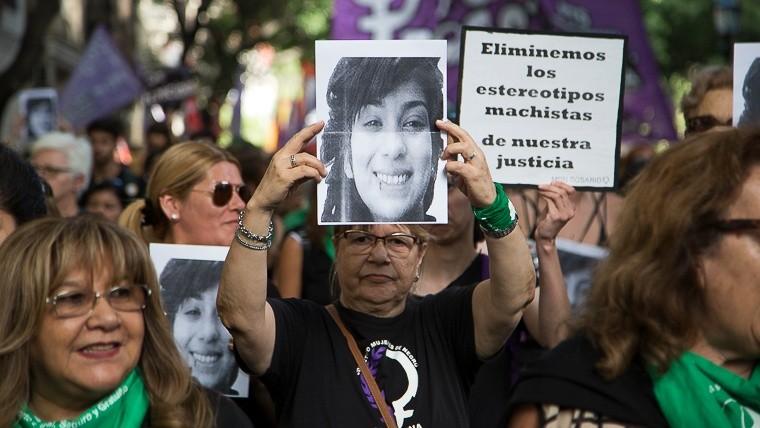 Como en Rosario, hubo marchas en todo el país.