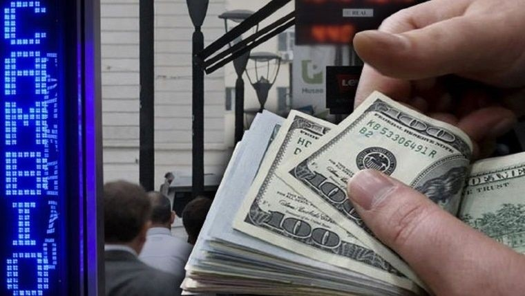 El dólar subió 36 centavos a $ 38,68 (mayorista borró salto inicial)
