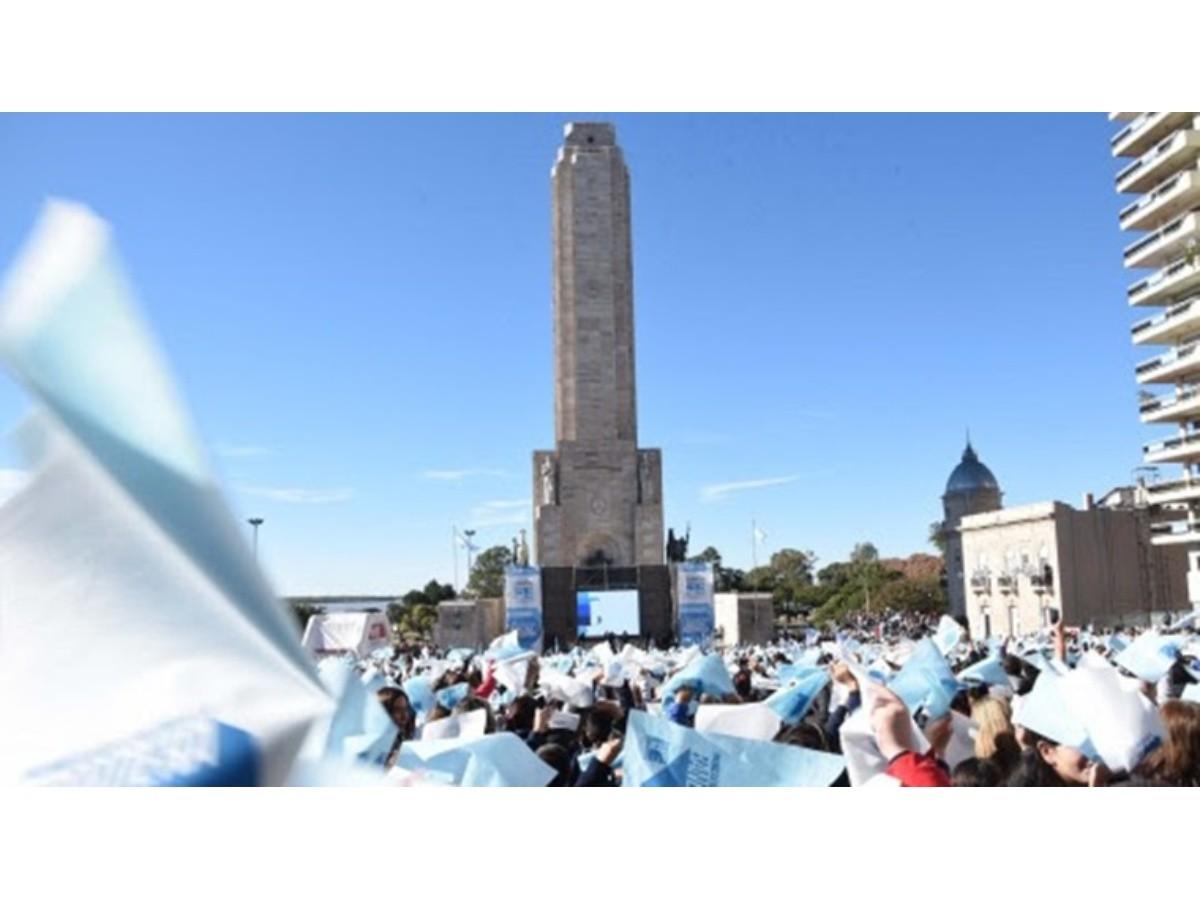 El tiempo en Rosario: el sol del 25 no dejará de brillar