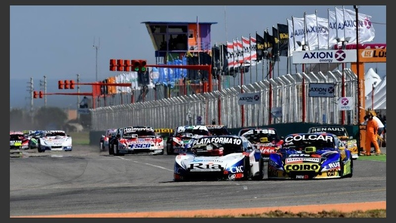 Festival De Chevrolet En El TC Que Ahora Llega A Rosario