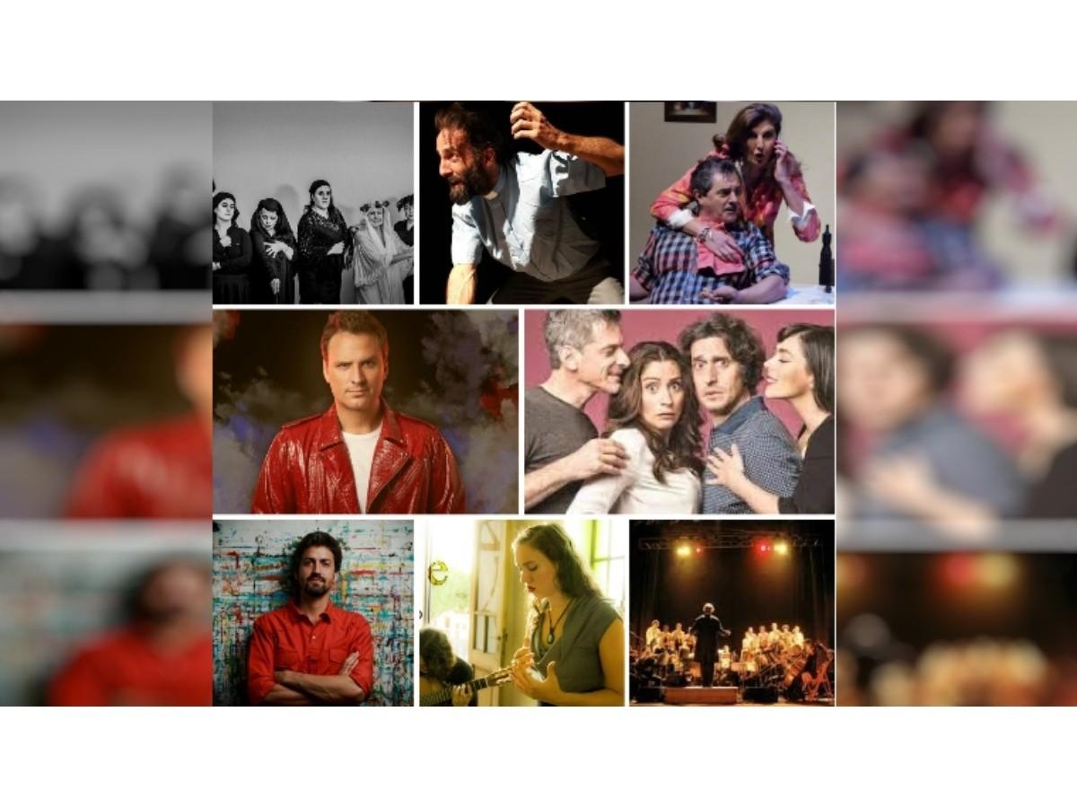 Viernes (al fin): teatro, música y cultura