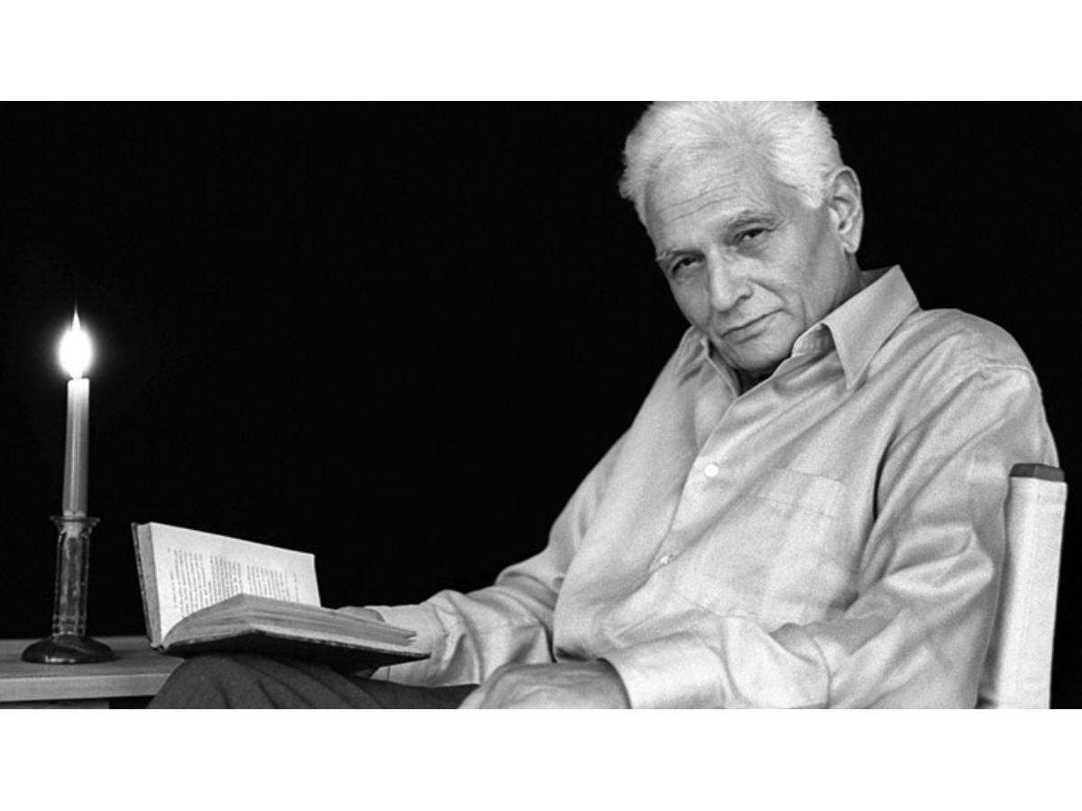 Café Filosófico sobre Derrida y Artaud