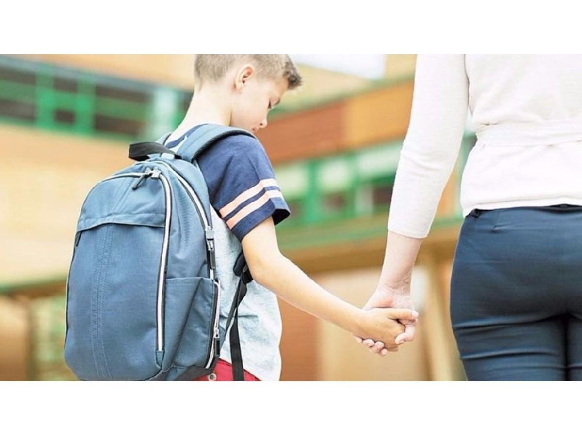 ¿Cuál es el peso máximo que pueden llevar los chicos en mochilas y carritos?