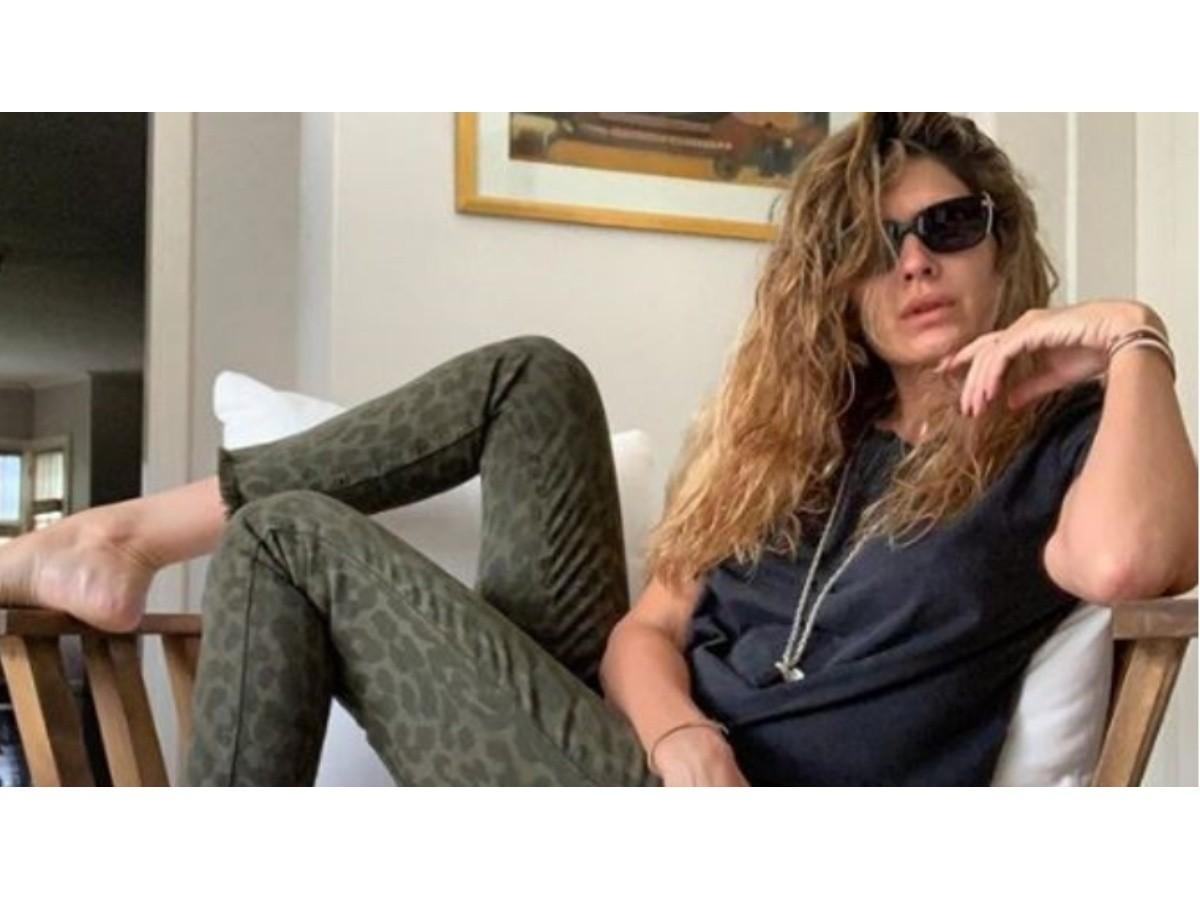 Isabel Macedo soprendió con su cambio de look