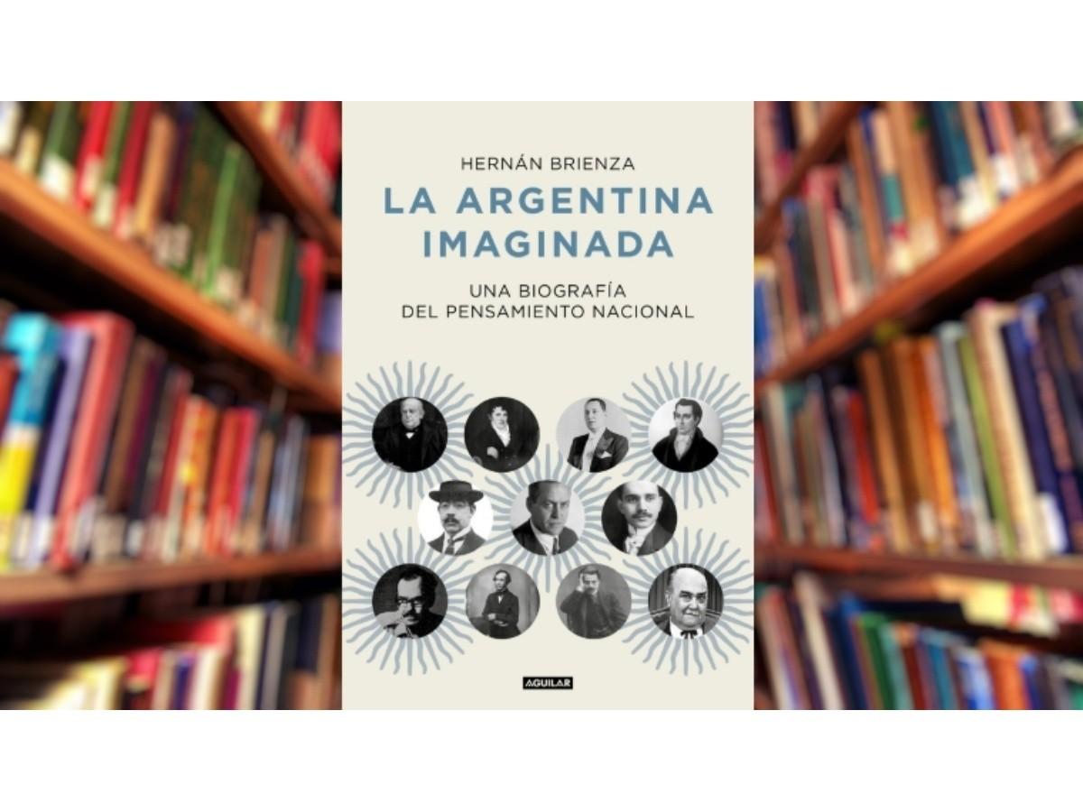 Hernán Brienza presenta su último libro