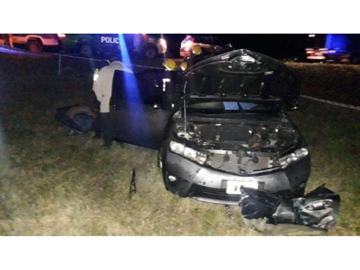 El chofer de Urtubey murió en un choque en la ruta 9