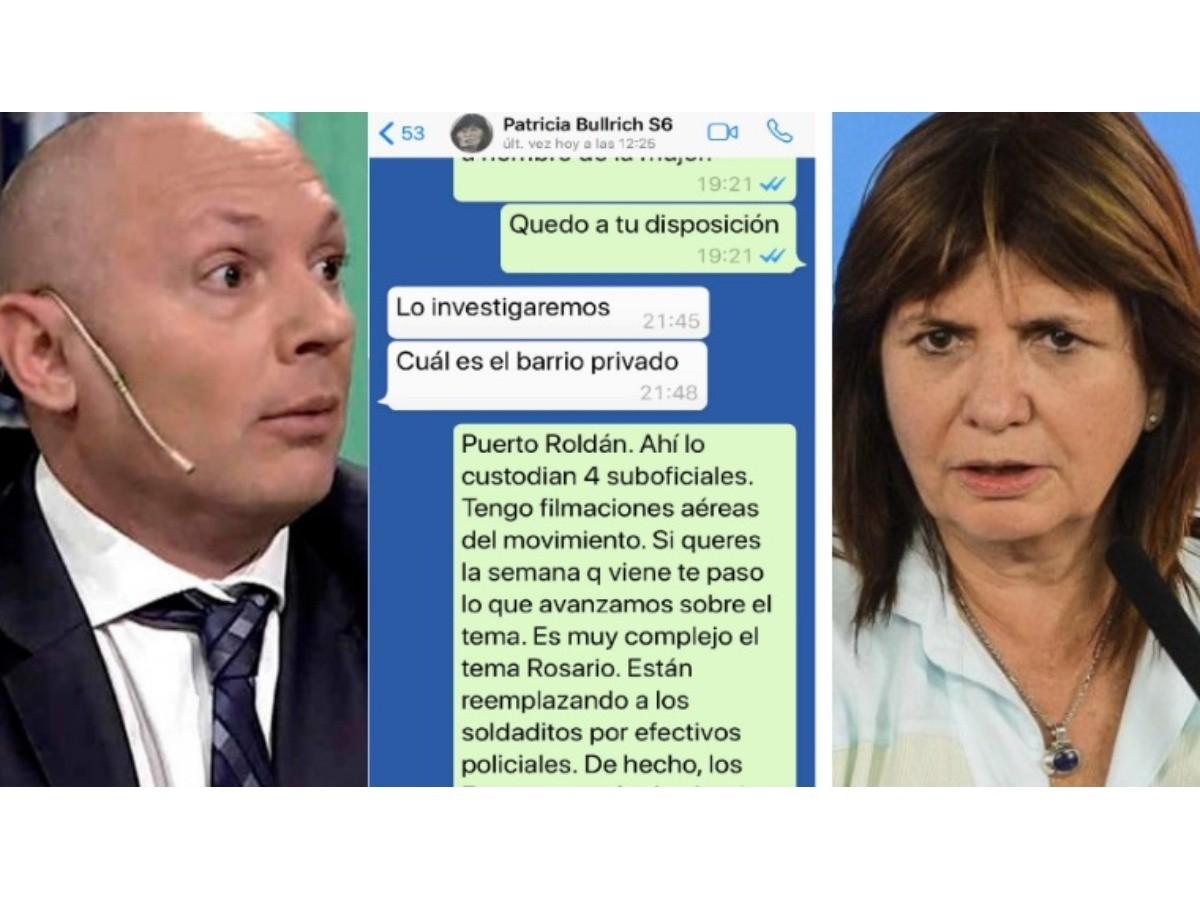 Bullrich contra todos (menos su nieto): D'Alessio, Los Monos y la provincia