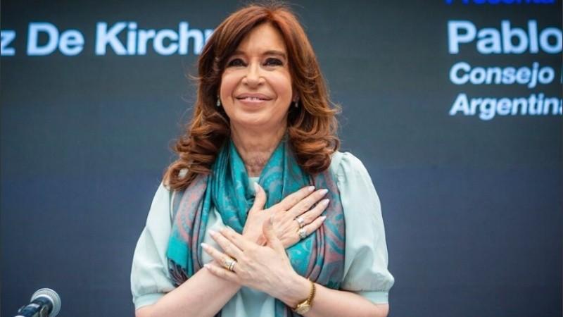 La precandidata a vicepresidenta vuelve a Rosario un 20 de junio.