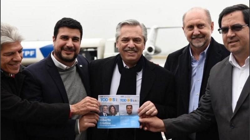 La boleta santafesina de las próximas elecciones nacionales.