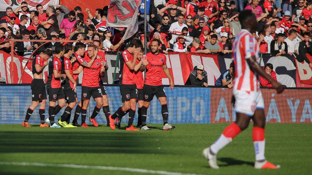 Newell's venció 2 a 0 a Unión y sumó tres puntos valiosos en el Coloso |  Rosario3