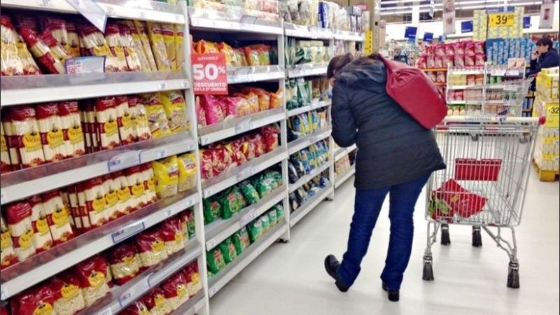 El incremento de los Alimentos supera el 40 por ciento en lo que va de 2019.
