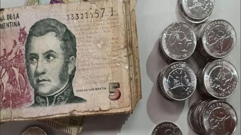 Los billetes saldrán de circulación a fines de febrero.