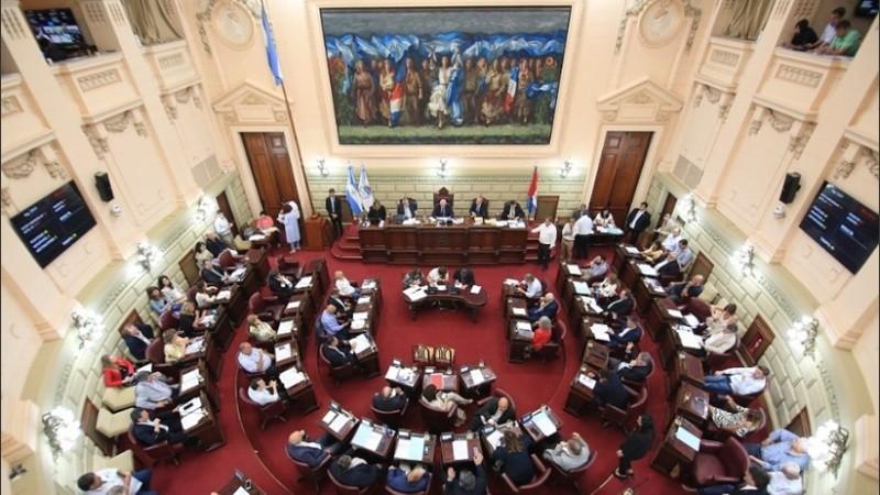 La Legislatura santafesina retoma este lunes el debate.