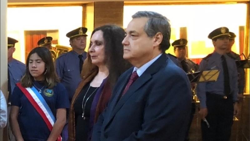 Labra Hidalgo había regresado de Chile el 17 de marzo.