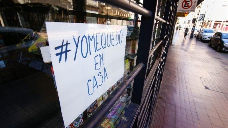 En Argentina, hasta este domingo a la mañana, se registraban 2.839 casos.