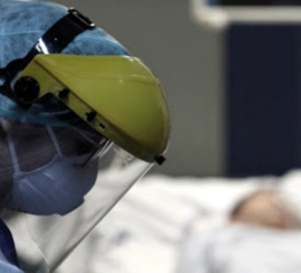 Hay 535 internados en unidades de terapia intensiva.