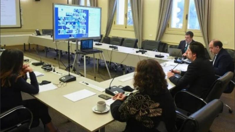 El ministro Trotta encabezó la 97ª Asamblea del Consejo Federal de Educación.