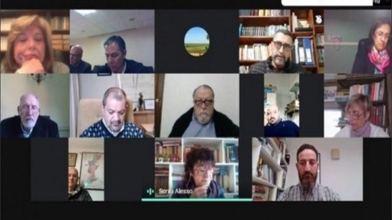 La reunión paritaria docente de este miércoles, en la que se anunció la